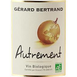 Corbière Autrement BIO, vin rouge