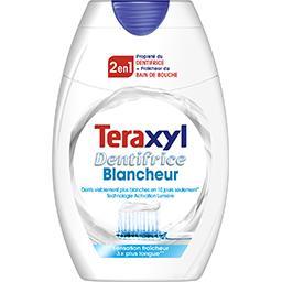 Teraxyl Teraxyl Dentifrice 2 en 1 blancheur le flacon de 75 ml