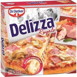 Pizza Delizza royale
