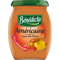 Bénédicta Sauce américaine Le bocal de 270 gr