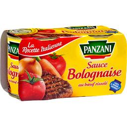 Sauce bolognaise au bœuf rissolé