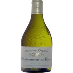 Vin blanc châteauneuf du pape domaine Deydier