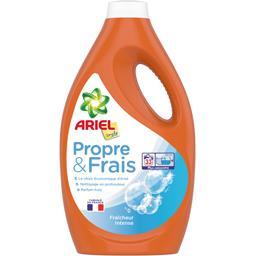 Ariel Ariel Lessive liquide simply parfum fraîcheur intense La bouteille de 33lavages