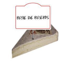 Brie de brebis 28% de MG