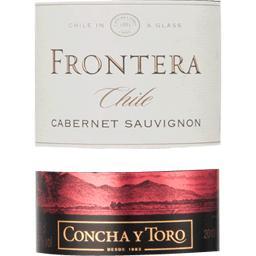 Vin chilien - Frontera - vin rouge