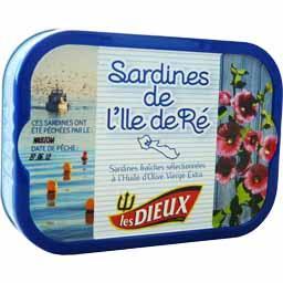 Les Dieux Sardines de l'Ile de Ré