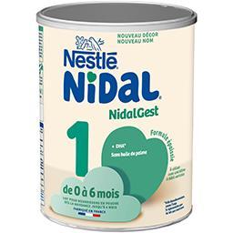 Nidal - Lait en poudre Plus 1 formule épaissie, dès ...