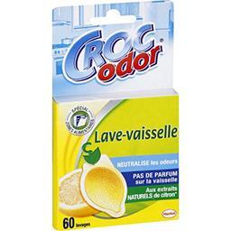 Désodorisant pour lave-vaisselle citron