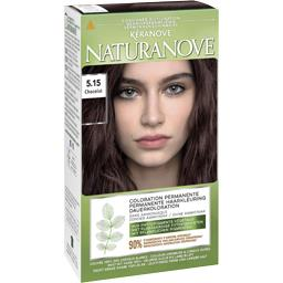 Naturanove - Coloration permanente 5,15 chocolat