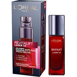 L'Oréal Revitalift - Sérum anti-âge peau neuve Laser X3