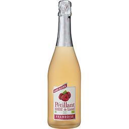 Listel Pétillant de Listel Boisson pétillante framboise sans alcool La bouteille de 75cl
