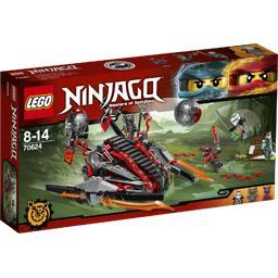 Ninjago - La Catapulte Vermillion