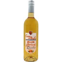 Boisson blanc abricot du Roussillon