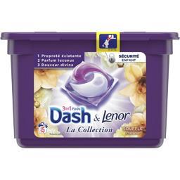 Dash Souffle précieux 3en1 x15
