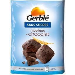 Moelleux au chocolat sans sucres
