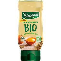 BIO - La Mayonnaise aux œufs frais BIO