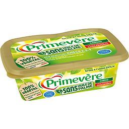 Primevère Primevère Margarine sans huile de palme doux la barquette de 250 g