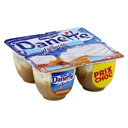 Danette - Dessert Le Liégeois caramel