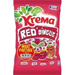 Kréma KREMA Confiseries aromatisées red dingue Le sachet de 700g