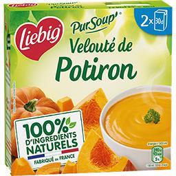 Pur'Soup - Soupe Velouté de potiron à la crème fraîc...