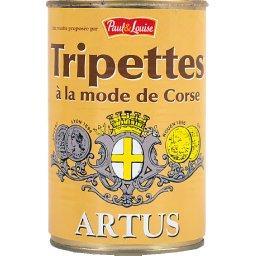 Tripettes à la mode de Corse