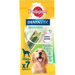 Dentastix - Sticks Daily Fresh pour chien +25 kg