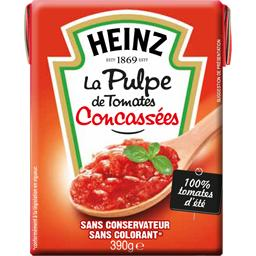 Pulpes de tomates concassées