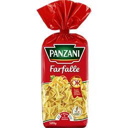 Panzani Panzani Farfalle le paquet de 500 g
