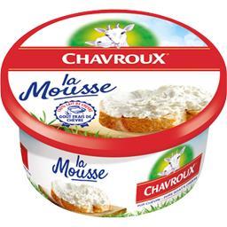 Fromage pur chèvre Le Fouetté