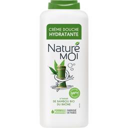 Naturé Moi Naturé Moi Crème douche hydratante à l'extrait de bambou BIO le flacon de 400 ml