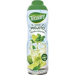 Sirop de menthe & citron vert façon Mojito