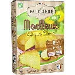 BIO - Moelleux saveur citron BIO