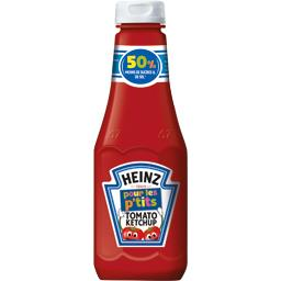 Tomato ketchup pour les P'tits