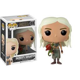 Pop Games of Thrones Daenerys Targaryen