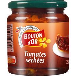 Tomates séchées marinées à l'huile