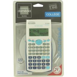 Calculatrice scientifique niveau collège