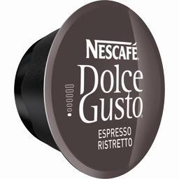 Dolce Gusto - Capsules de café Espresso Ristretto