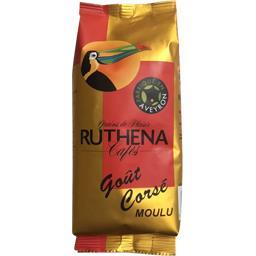 Café ruthéna goût corsé