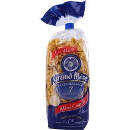 Les Minis Mini Coques, pâtes d'Alsace 7 œufs frais au kg