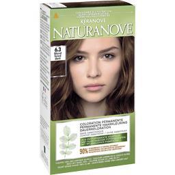 Kéranove Oléo Color Kéranove Naturanove - Coloration permanente 6,3 blond foncé doré la boite de 145 ml