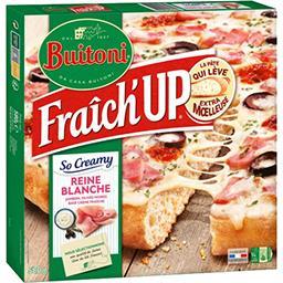 Buitoni Buitoni Fraîch'Up - Pizza So Creamy Reine Blanche la pizza de 580 g