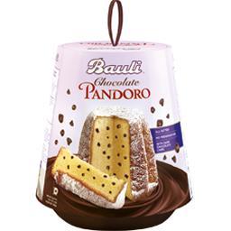 Chocolate Pandoro