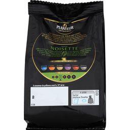 Dosettes de café saveur noisette