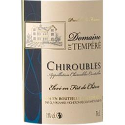 Chiroubles, vin rouge