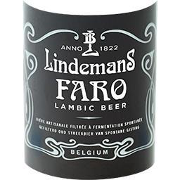 Bière belge Faro Lambic