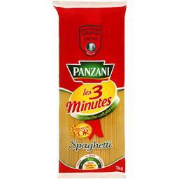 Panzani Panzani Les 3 Minutes - Spaghetti le paquet de 1 kg