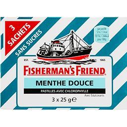 Fisherman's Friend Pastilles Spearmint sans sucres