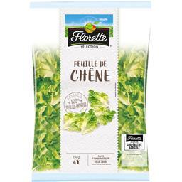 Florette Florette Petites feuilles de chêne vertes le sachet de 150 g
