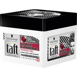 Taft - Power Gel Force Carbone ultra-fixant force 10