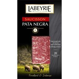 Labeyrie Saucisson Pata Negra le paquet de 20 tranches - 70 g